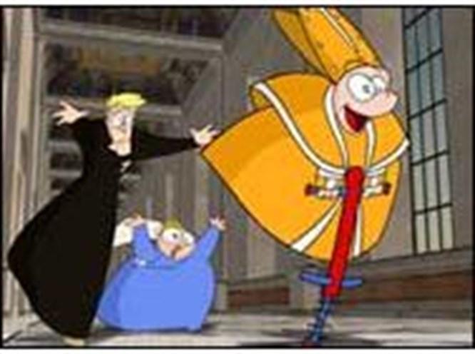 Papa'yı bitiremezler!